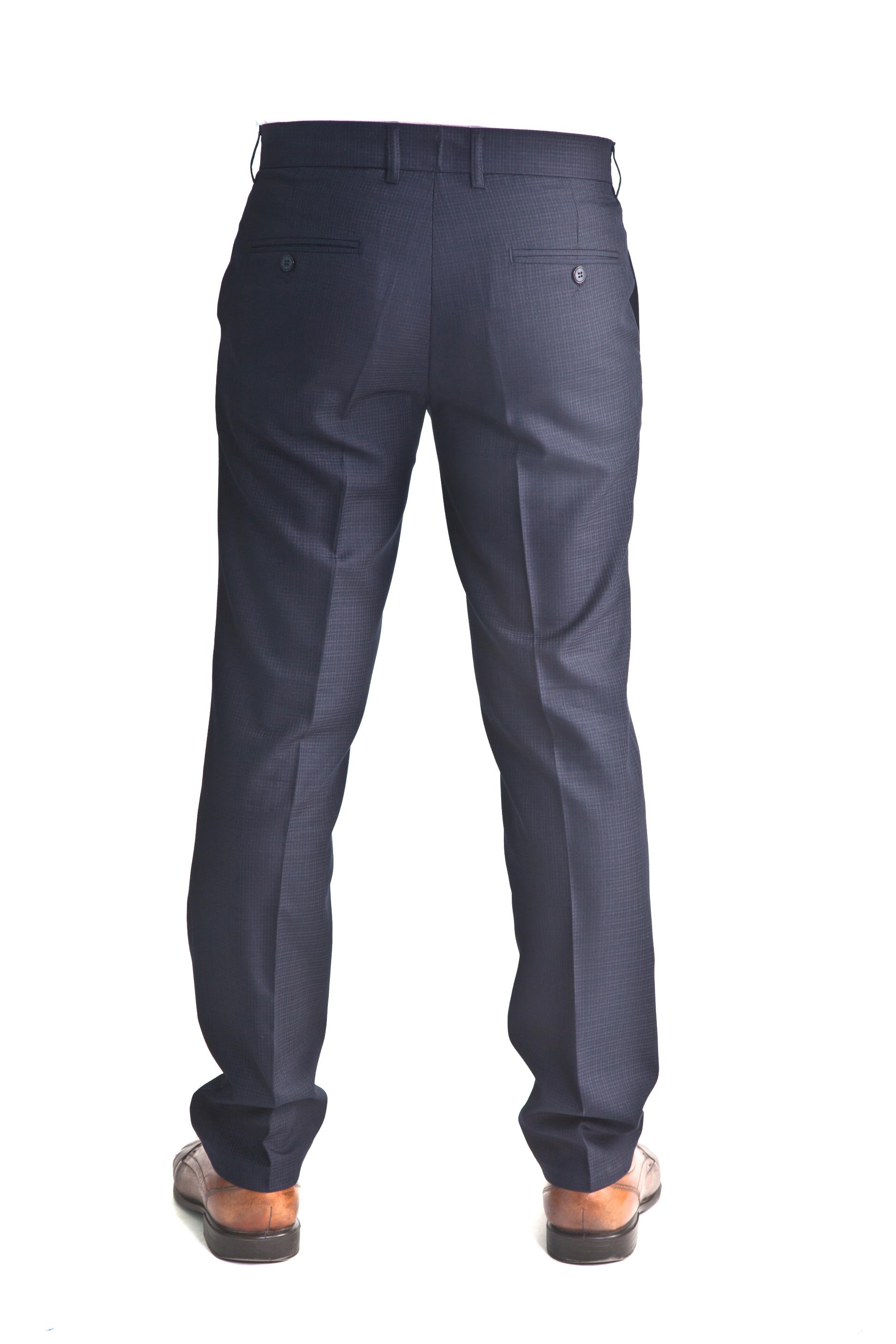 2090d69d Купить брюки мужские черные 1749-2 по цене 3 100 руб. в Москве ...